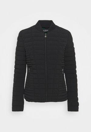 VERA JACKET - Light jacket - jet black