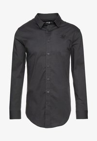 SIKSILK - STRETCH - Shirt - dark grey - 3