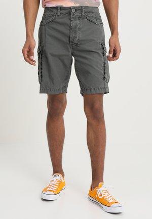 CORE LITE RIPSTOP CARGO - Shorts - oil skin