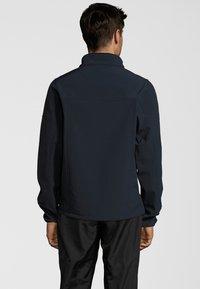 Whistler - DUBLIN - Soft shell jacket - navy - 2