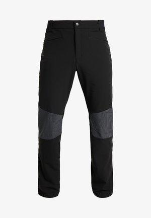 WAYFARER ALPINE PANT - Stoffhose - black