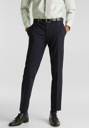 ACTIVE - Suit trousers - dark blue