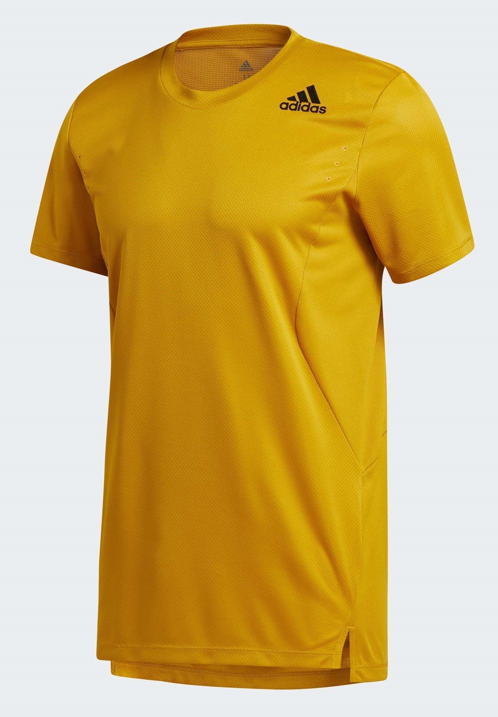 Adidas Performance Funktionsshirt - Gold