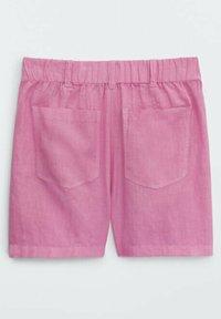 Massimo Dutti - MIT  - Shorts - neon pink - 6