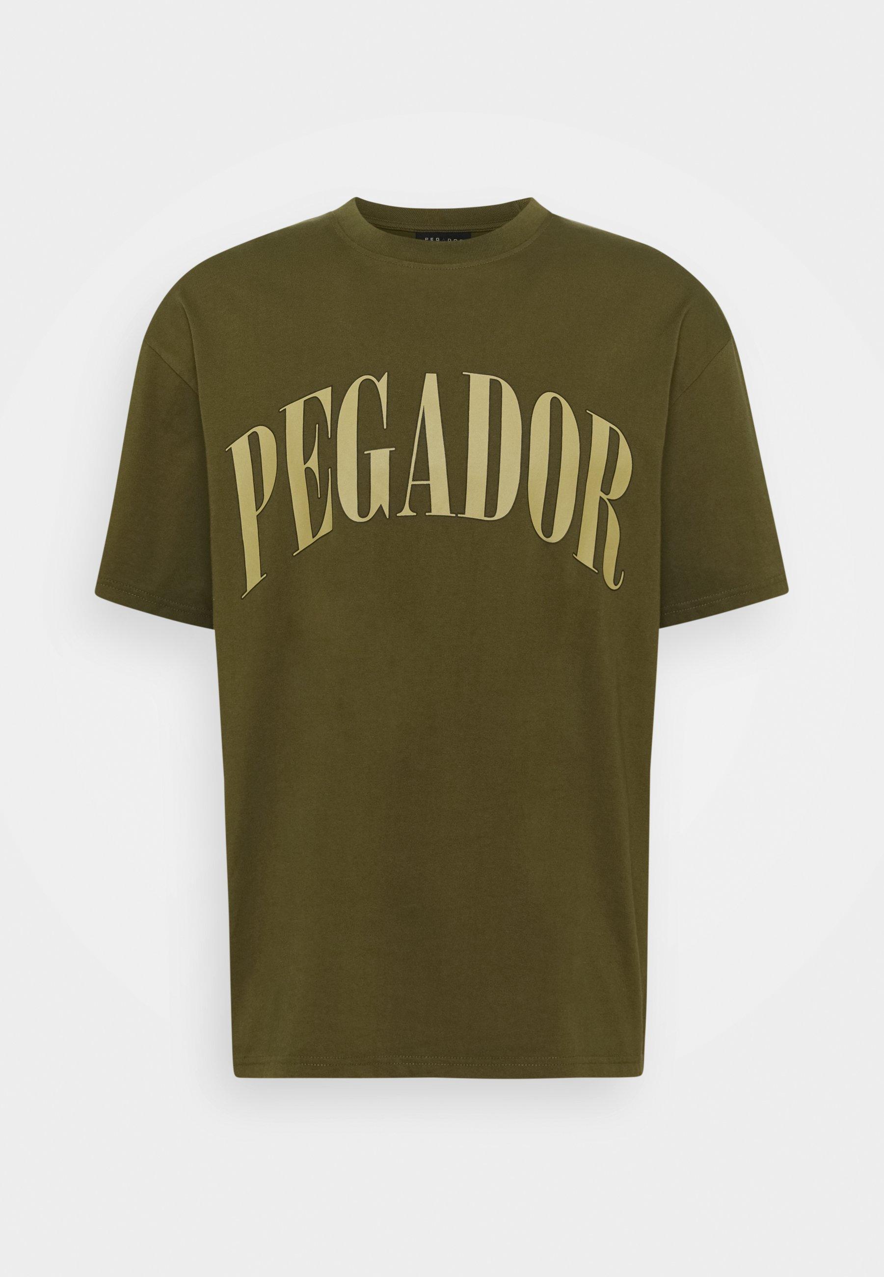 Men CALI TEE UNISEX - Print T-shirt
