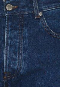 Trussardi - FIVE POCKET MEDIUM STONE - Straight leg jeans - cobalt blue - 2