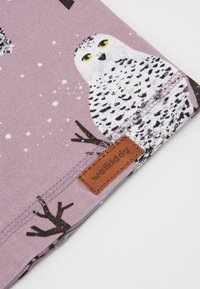 Walkiddy - LOOP SNOW OWLS - Snood - purple - 2