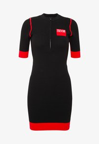 Versace Jeans Couture - LADY - Shift dress - nero - 4