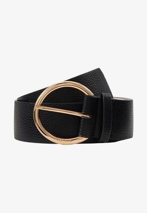 CINTURA BUSTINO - Belt - black