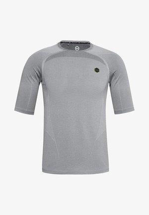 RUSH SEAMLESS - T-shirt print - pitch gray