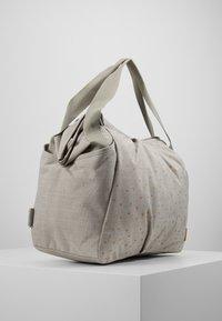 Lässig - TWIN BAG TRIANGLE SET - Sac à langer - light grey - 4