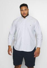 Polo Ralph Lauren Big & Tall - CORE FIT - Košile - blue/white - 0