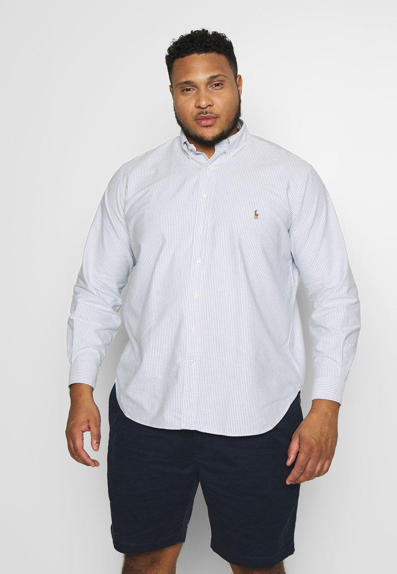 Polo Ralph Lauren Big & Tall - CORE FIT - Košile - blue/white