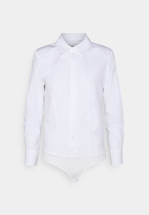 ONLPOPPY LIFE BODY - Skjorte - white