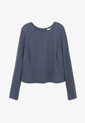 NEO - Long sleeved top - anthrazit