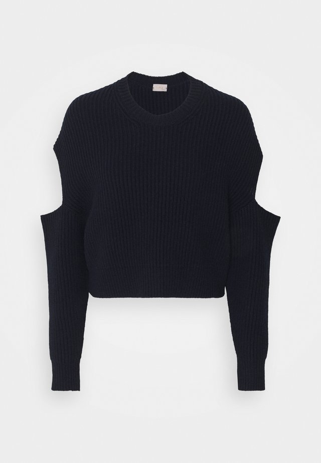 PARICOLLO - Jumper - black