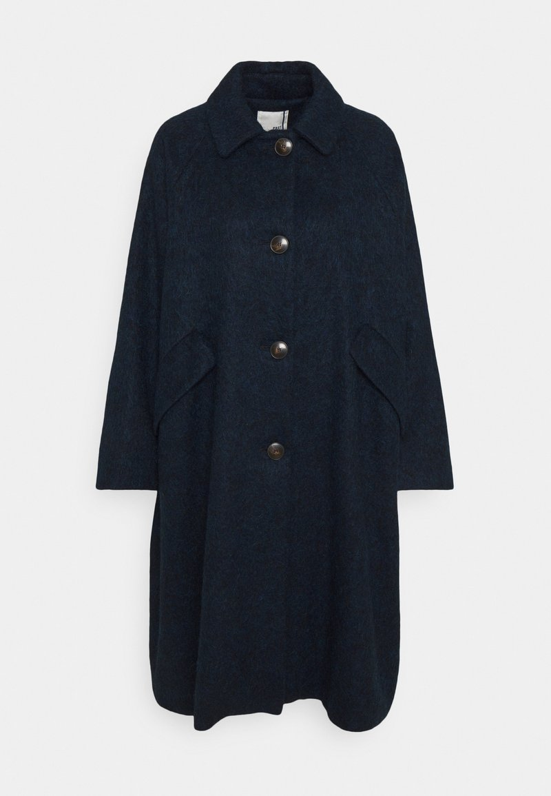 PRET POUR PARTIR - UMMA - Classic coat - deep navy