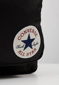 Converse - GO BACKPACK - Batoh - black - 2