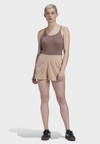 adidas Originals - RIBBED BODYSUIT - Body - brown - 1
