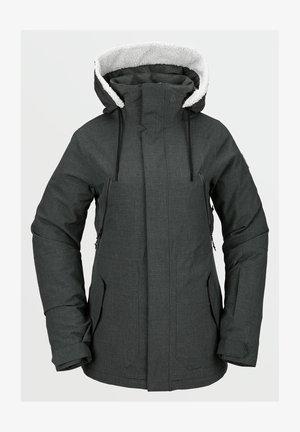 Snowboard jacket - dark_grey