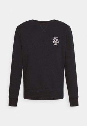 ARTHUR - Sweatshirt - jet black/optic white