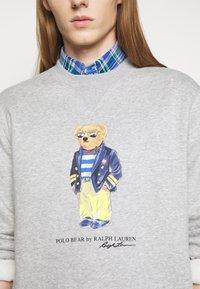 Polo Ralph Lauren - MAGIC  - Sweatshirt - andover heather - 5