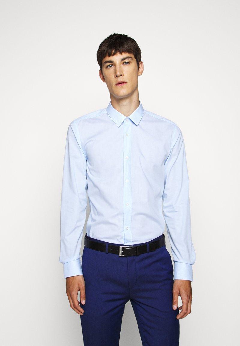 HUGO - ELISHA - Formal shirt - light pastel blue