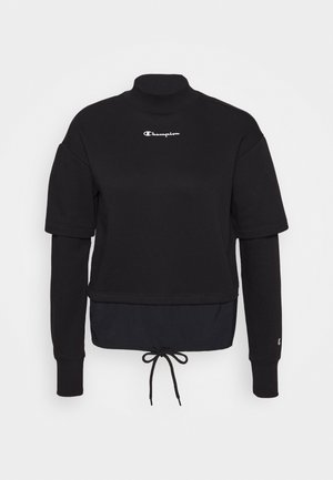 HIGH NECK LEGACY - Sweatshirt - black