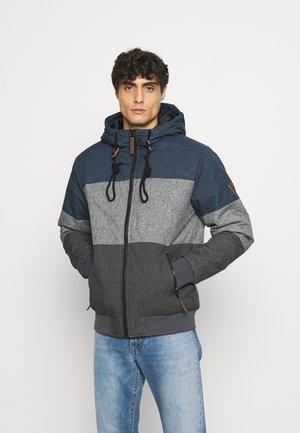 HANNIBAL - Winter jacket - navy