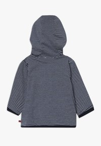 People Wear Organic - WENDEJACKE BABY - Cardigan - dunkelblau - 1