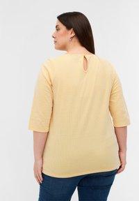 Zizzi - Blouse - yellow - 2