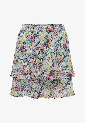 A-line skirt - brook green