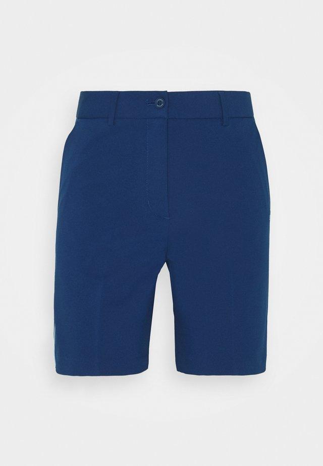 GWEN LONG GOLF SHORT - kurze Sporthose - midnight blue
