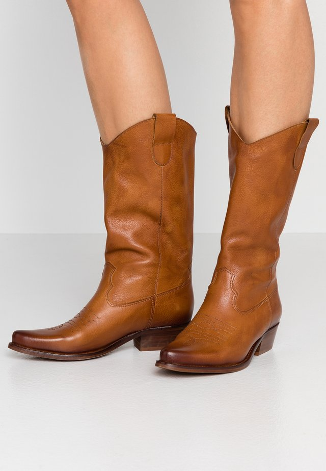 GERBERA - Cowboystøvler - lavado