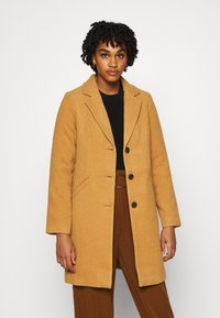 Vero Moda - VMCALACINDY - Zimní kabát - tobacco brown - 0
