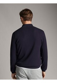 Massimo Dutti - Sweatshirts - dark blue - 2