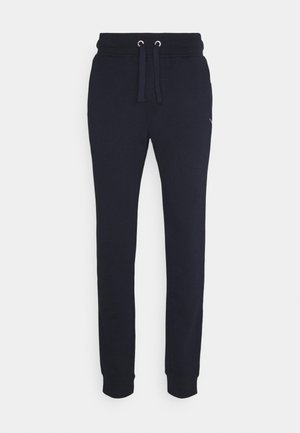 CENTRE TAPERED PANT - Tracksuit bottoms - night sky