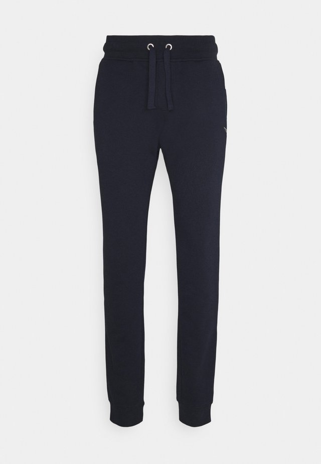 CENTRE TAPERED PANT - Trainingsbroek - night sky