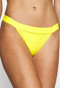 OW Intimates - SANTORINI BOTTOM - Bikini bottoms - yellow - 5