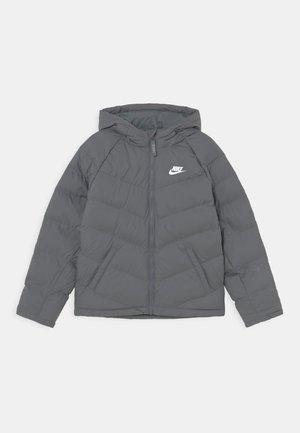 SYNTHETIC FILL UNISEX - Winter jacket - smoke grey
