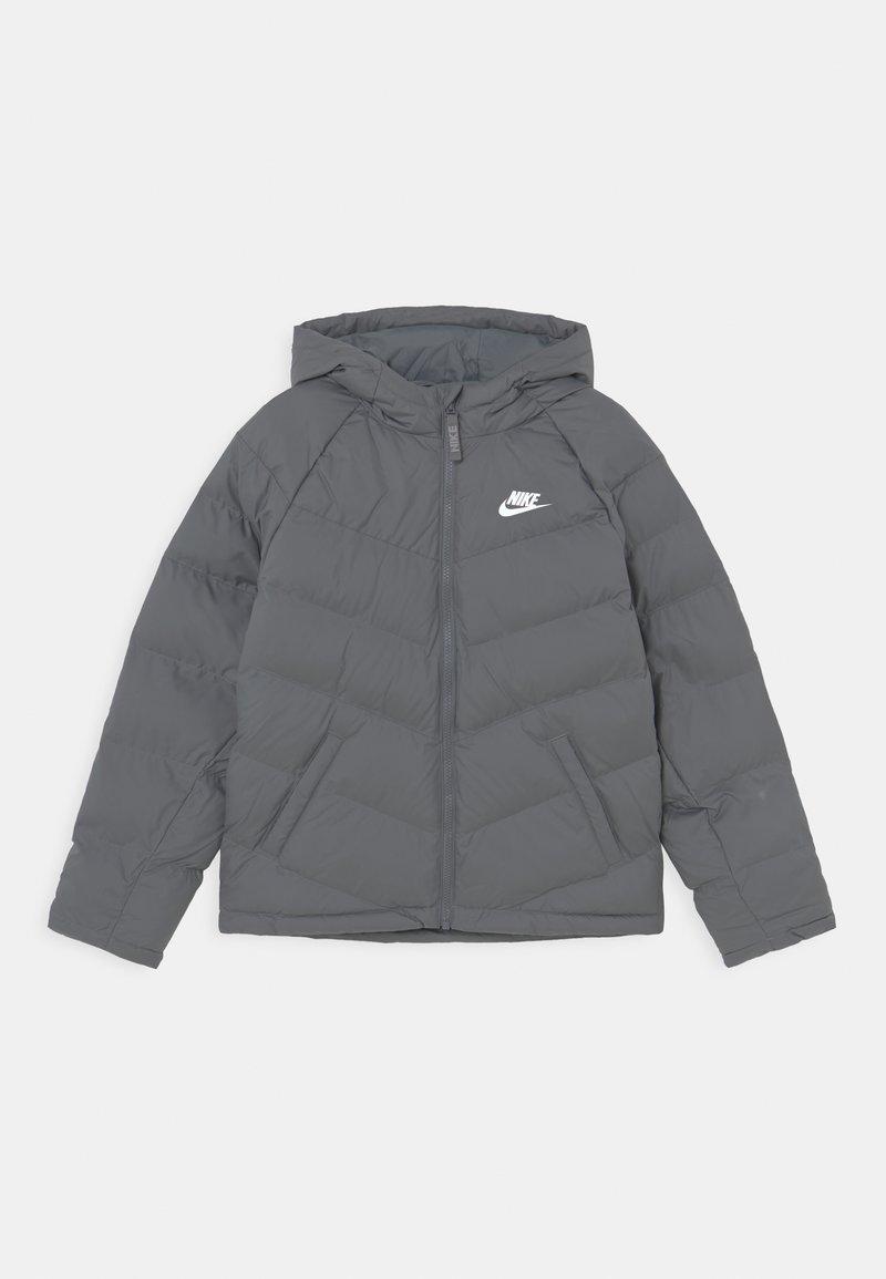 Nike Sportswear - SYNTHETIC FILL UNISEX - Winter jacket - smoke grey