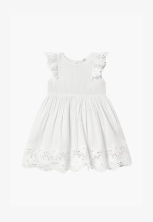 FESTIVE - Denní šaty - offwhite