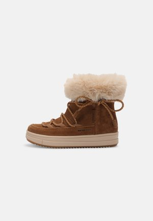 REBECCA GIRL - Winter boots - whisky