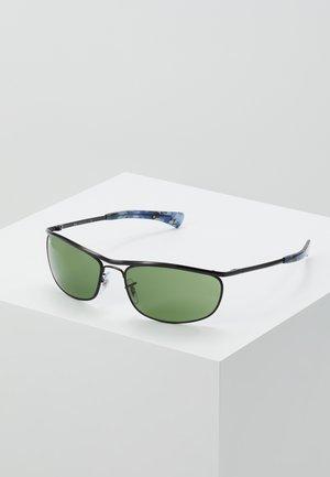OLYMPIAN DELUXE - Sluneční brýle - black