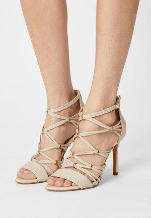 NITIPA - Sandals - ivoire