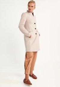 comma - Classic coat - ivory - 1