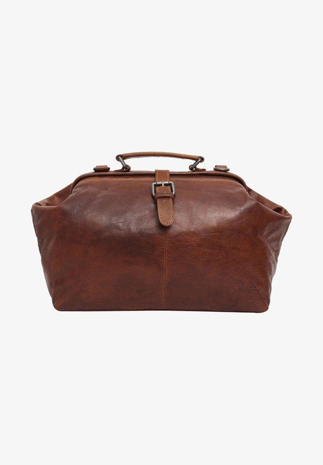 Handbag - honey brown