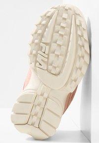 Fila - DISRUPTO - Sneakers laag - english rose - 4