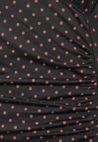 Vive Maria - Shift dress - dunkelblau allover - 5