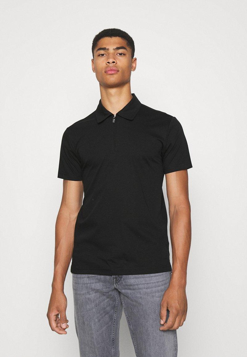 Tiger of Sweden - LARON - Polo shirt - black
